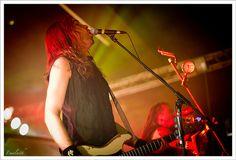 Amorphis. Barakaldo 24/11/2011. Fotografía by NabiaOrebia.  http://www.flickr.com/photos/emalaith