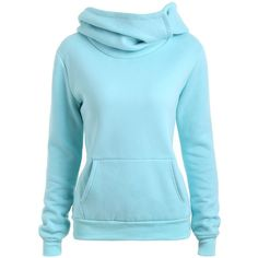 High Collar Kangaroo Hoodie and other apparel, accessories and trends. Browse and shop 1 related looks.