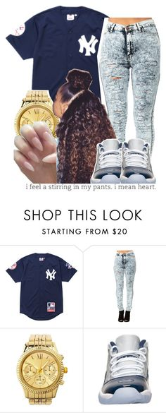 """""""Performance (Ariana's outfit)"""" by trillest-queen ❤ liked on Polyvore featuring Supreme, Charlotte Russe, Retrò, women's clothing, women, female, woman, misses and juniors"""
