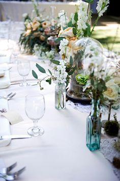 creative diy wedding table ideas Creative DIY Wedding by Chelsea ...
