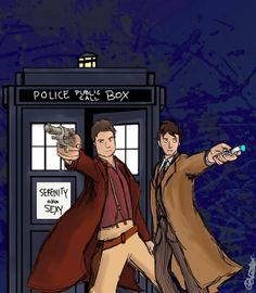 Recommended Fanworks and Reviews: Doctor Who & Firefly Fanfiction Review: The Man Wi...
