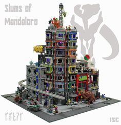 Slums of Mandalore