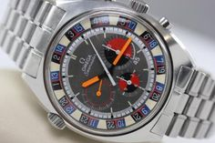WoundForLife: LESSONS IN WRISTORY - OMEGA SEAMASTER SOCCER TIMER