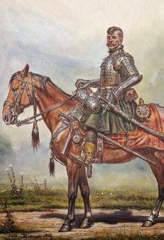 Полковник+Иван+Богун+при+обороне+Винницы+в+марте+1651+года.