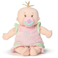 The perfect first doll - Baby Stella Peach http://bestcheapbabystuff.com/dolls/the-baby-stella-dolls/