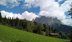 zugspitze zugspotzarena bayern tirol Mountains, Nature, Travel, Zugspitze, Bavaria, Naturaleza, Viajes, Destinations, Traveling