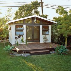 backyard guest houses on pinterest cabin kits pool cabana and small