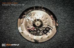Talerz perkusyjny Meinl Classic Custom Extreme Metal China 18 sprowadzona do drumcenter.pl pod zamówienie klienta. Jest moooc!