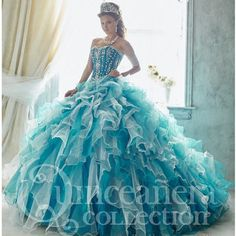 2017 Beaded Sweet Prom Dress Ball Gown Quinceanera Party Formal Evening Dresses  | Clothing, Shoes & Accessories, Women's Clothing, Dresses | eBay!