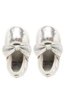 Tiny glitter shoes