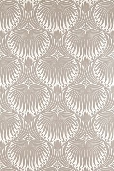 The Lotus Papers - eclectic - wallpaper - other metro - Farrow & Ball