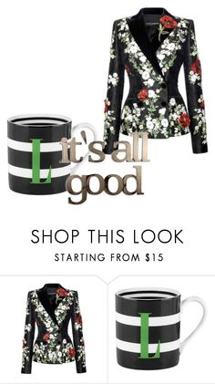 """""""sofy"""" by moustafaissasofy ❤ liked on Polyvore featuring Dolce&Gabbana, Kate Spade and Letter2Word"""