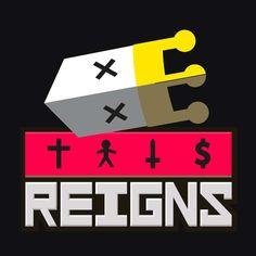 Test de Reigns, le Game of Thrones des jeux de cartes! Jamais régner sur un royaume n'a été aussi dangereux, éphémère et drôle sur Steam.