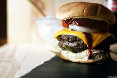The Trick To Making The Juiciest Burger? Baking It.