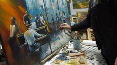 PICTURI TABLOURI Art Gallery, Make It Yourself, Artist, Painting, Beautiful, Art Museum, Fine Art Gallery, Painting Art, Paintings