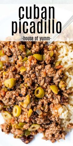 30 Easy Ground Beef Recipes for Dinner (with just few Ingredients) - Recipe Magik Ground Beef Recipes For Dinner, Dinner Recipes, Ground Meat Recipes, Ground Beef Dishes, Healthy Ground Beef, Minced Beef Recipes, Dessert Recipes, Cuban Picadillo, Turkey Picadillo Recipe