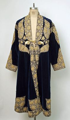 Wedding Coat. 1907, Indian. The Metropolitan Museum of Art, New York.