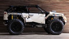 madoca 1977   MOCs] Compact CUV and Blue Lightning Buggy - Page 2 - LEGO Technic ...