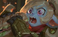 Studies and doots done on stream. Poppy League, League Of Legends Poppy, Goblin, Character Design References, Cute Art, Poppies, Concept Art, Memes, Illustration Art