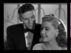 """Frank Sinatra and Gloria DeHaven - """"Some Other Time"""" from Step Lively (1944) - YouTube"""
