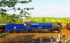 RD6034  6023 KING EDWARD II at Didcot | by Ron Fisher