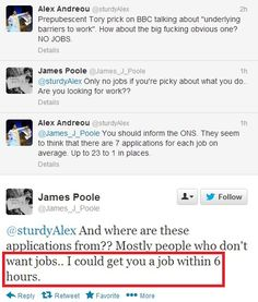 Man tweets that he can find anyone a job in 6 hours. Twitter takes him up on the challenge. #jameswillfindyouajob