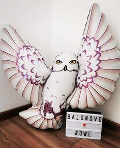 Foil balloon - OWL