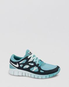 Nike Sneakers - Women's Nike Free Run+ 2 | Bloomingdale's