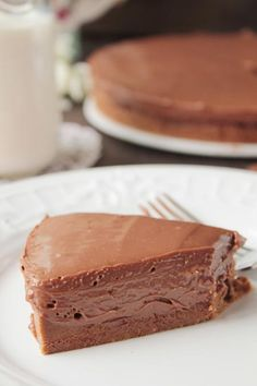 Tarta de Nutella y queso o Nutella Cheesecake Pequerecetas