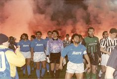 Nápoli vs Juventus, 1989.