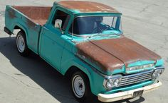 Good Old Truck: 1959