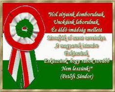 """Képtalálat a következőre: """"március 15 plakát"""" About Me Blog, Hungary, History, Humor, Holiday Decor, Crafts, March, Facebook, Creative"""