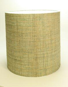 Cyliner - Raffia - 550x550x550A   Lampshades   ASHANTI Trash Can, Wallpaper, Lamp, Raffia, Decor, Lampshades, Lamp Shade, Home Decor, Lights