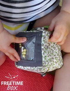 Tuto DIY : Réaliser un cube d'éveil pour bébé