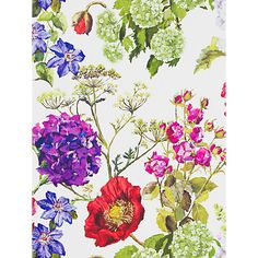 Buy Designers Guild Alexandria Wallpaper Online at johnlewis.com