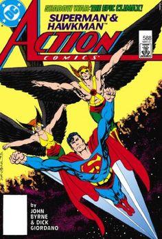Action Comics (1938-2011) #588