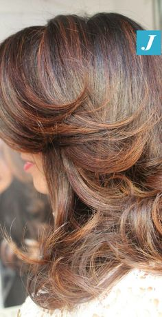 Brown and #Nutella Shades _ Degradé Joelle  #cdj #degradejoelle #tagliopuntearia #degradé #igers #musthave #hair #hairstyle #haircolour #longhair #ootd #hairfashion #madeinitaly