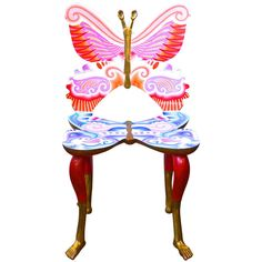 """Pedro Friedeberg """"Butterfly"""" Chair 