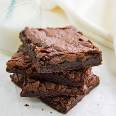 "Jump to Recipe Print Recipe Chewy Gooey Eggless Brownies – A special event was about to take place at my nephew's school, every student had to bring something sweet or savory from home. (This post is updated.) PINT TO MAKE LATER My nephew loves chocolate and I love making him happy, so I thought I'll make him some brownies, some Chewy Gooey Eggless Brownies! As much as he loves brownies, he asked me to make any eggless dessert. I asked, ""how come you didn't ask for brownies?"" He told me..."