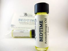 BEDTIME  Aromatherapy Oil Blend to aid with sleep by AkimaBotanicals, $3.00