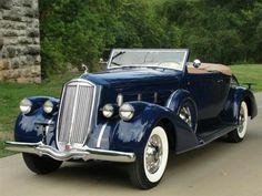 Vintage Cars 1936 Pierce Arrow Salon Twelve - (Pierce-Arrow Motor Car Company Buffalo, New York Cars 1, Sport Cars, Old Cars, Vintage Cars, Antique Cars, Vintage Auto, Vintage Ideas, Vintage Travel, Automobile