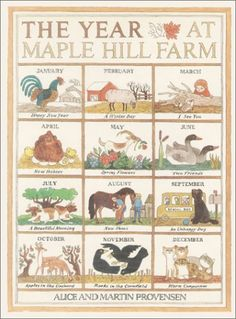The Year at Maple Hill Farm PS13