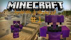 Minecraft: ماين كرافت : ابن بطوطه في بلاد طنجة