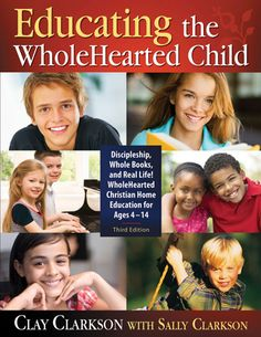 Educating the WholeHearted Child Giveaway
