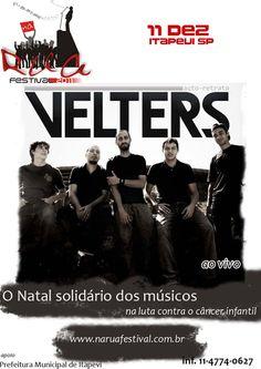 """O Na Rua Festival 2011 terá 2 palcos \""""Palco Som\"""" e \""""Palco Canja\"""", assim que uma atração descer de um imediatamente começa o outro, a música nunca para! Serão 11 horas de som sem parar, sem dúvidas o maior encontro de músicos de região oeste de São Paulo. O Na Rua Festival 2011 tem o...<br /><a class=""""more-link"""" href=""""https://catracalivre.com.br/geral/agenda/barato/show-velters-na-rua-festival-2011-itapevi/"""">Continue lendo »</a>"""