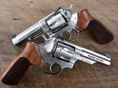 "Ruger GP-100 ""Match Champion"" 357 Magnum Double-Action Revolver"