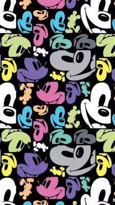 Shared by Sarah Medina. Find images and videos about wallpaper, disney and background on We Heart It - the app to get lost in what you love. Disney Mickey Mouse, Mickey Mouse E Amigos, Arte Do Mickey Mouse, Mickey Mouse And Friends, Mickey Mouse Wallpaper Iphone, Cute Disney Wallpaper, Pretty Wallpapers, Cute Cartoon Wallpapers, Wallpaper Backgrounds