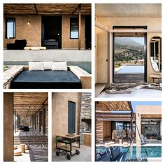 From 1900 to present: In this awarded project, which was a building reconstruction, Filler Coatings were applied on the internal walls and Straw Collection was used for the exterior walls.  • Project: Residence in Livadia Kissamos, Chania, Crete • Architectural Study: Paly Architects • Photos: Giorgos Anastassakis  #KOURASANIT #WhenNatureDecorates #sustainable #Design #sustainability #architecture #renovation #StrawCollection #FillerCoating #designer #architect #interiors #interior…