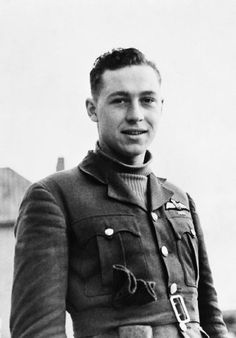 ROYAL AIR FORCE FIGHTER COMMAND, 1939-1945 Willie McKnight DFC and bar. Canadian Battle of Britain fighter ace, he belonged to the all Canadian 242 squadron. He was killed in action in 1941.His plane was never found.