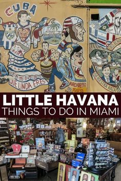 Miami Little Havana is a district of Miami City. Little Havana Miami is one of the more intriguing things to do in Miami. With a Cuban walk of fame and cigar shops along the main Little Havana Miami strip there is plenty to discover in this unique district of Miami city.With interesting Miami colours and Miami photography opportunities Little Havana Miami is one of the things to do in Miami, not to be missed. Find out more in our Miami Travel Guide with top Miami Travel tips.